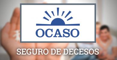 seguro de decesos Ocaso