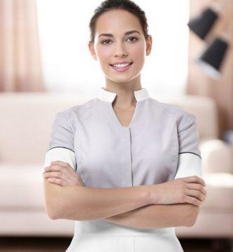 baja laboral empleada de hogar