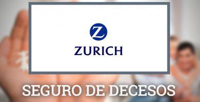 Seguro de decesos Zurich
