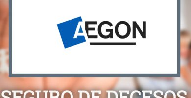 SEGURO DE DECESOS AEGON