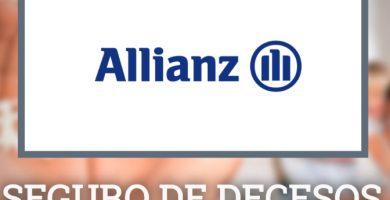SEGURO DE DECESOS ALLIANZ