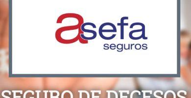 SEGURO DE DECESOS ASEFA